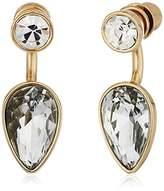 ABS by Allen Schwartz Part Earrings Drop Gold Earrings