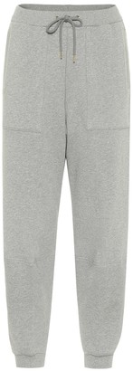 Stella McCartney Cotton-jersey trackpants