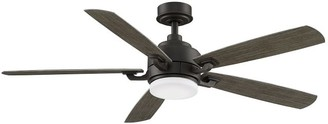 """Pottery Barn 52"""" Benito Indoor/Outdoor Ceiling Fan"""