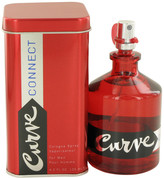 Liz Claiborne Curve Connect by Eau De Cologne Spray for Men (4.2 oz)