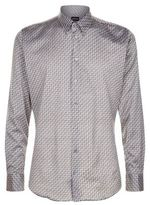 Giorgio Armani Zig Zag Jersey Shirt
