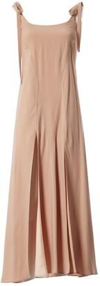 ATTICO Pink Viscose Dresses
