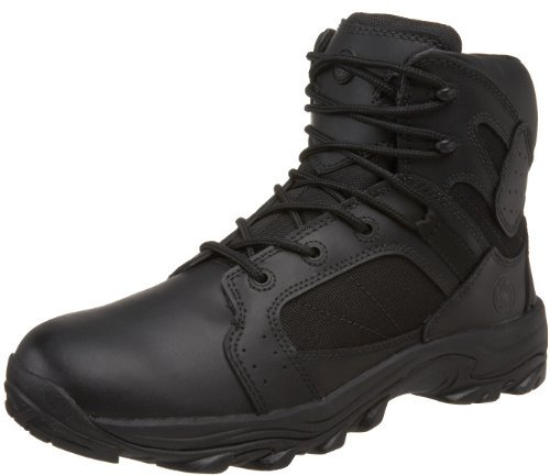 """Smith & Wesson Performance 6"""" Side Zip Tactical Boot"""