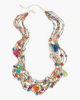 Chico's Hagen Multi-Strand Necklace