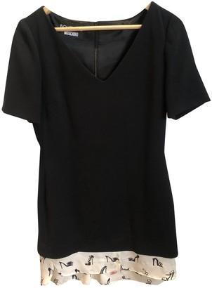 Moschino Black Dress for Women