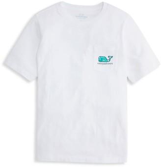Vineyard Vines Little Boy's & Boy's Palm Whale T-Shirt