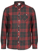 Wesc Ole Relaxed-Fit Plaid Shirt