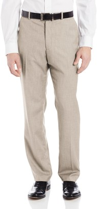Perry Ellis Men's Big-Tall Texture PVL Suit Pant