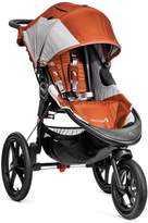 Baby Jogger Summit X3 Stroller in Orange/Grey