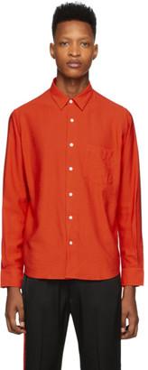 Ami Alexandre Mattiussi Red Summer Fit Shirt