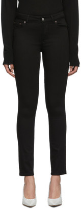 MM6 MAISON MARGIELA Black Skinny Jeans