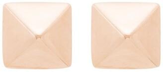 Anita Ko 14kt rose gold Spike stud earrings