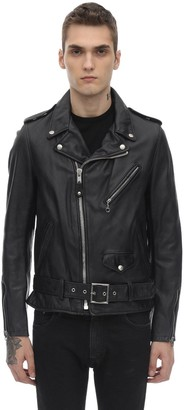 Schott 626 Leather Jacket W/ Padding