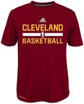 adidas Boys 4-7 Cleveland Cavaliers Practice climalite Tee