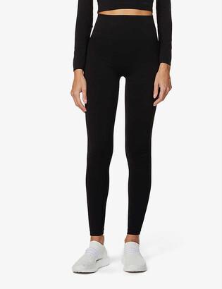 Vaara Jules high-rise stretch-jersey leggings