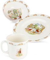 "Royal Doulton Bunnykins"" 3-Piece Children's Dinnerware Set"