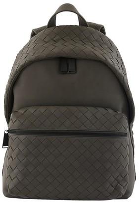 Bottega Veneta Intrecciato calf leather backpack