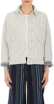 Ace&Jig Women's Billie Striped Cotton-Blend Jacket