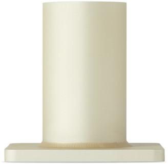 Calen Knauf SSENSE Exclusive Gold 17H Bead Vase