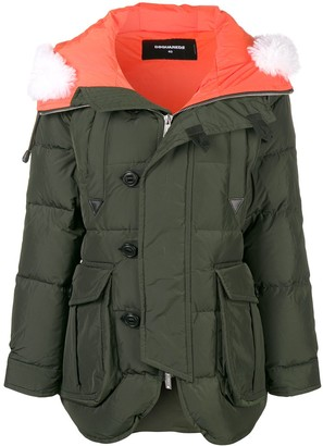 DSQUARED2 Oversized Padded Coat