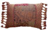 Croscill Classics Catalina Red Oblong Decorative Pillow