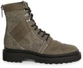 Balmain Ranger Zip-Up Ankle Boots