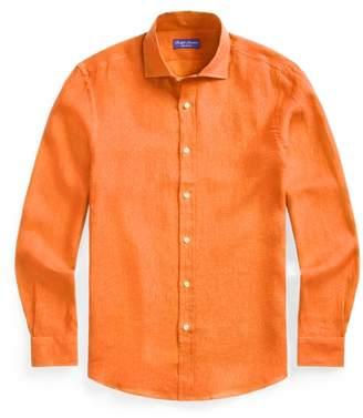 Ralph Lauren Aston Linen Sport Shirt
