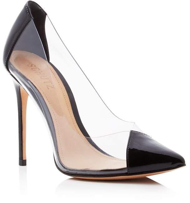 5ff8a0b3ae564 Women's Cendi Patent Leather High-Heel Pumps