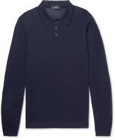 Joseph - Slim-fit Merino Wool Polo Shirt