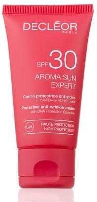 Decleor Aroma Sun Expert Protective Anti-Wrinkle Cream High Protection Spf30 50Ml
