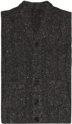 Prada Wool Vest