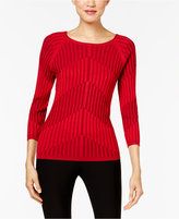 Joseph A Ribbed-Knit Sweater