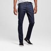 Mossimo Men's skinny Fit Jeans Dark Rinse Wash