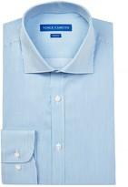 Vince Camuto Oxford Slim Fit Striped Dress Shirt