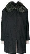 Cividini hooded coat