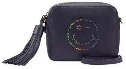 Anya Hindmarch Rainbow Wink Crossbody Bag