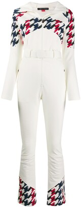 Perfect Moment Tignes bealed jumpsuit
