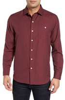 Tommy Bahama Men's Big & Tall Aloha Isles Standard Fit Sport Shirt