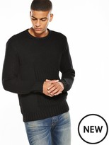 ONLY & SONS Only And Sons Lindo Crew Neck Knit