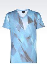 Emporio Armani Runway Jersey T-Shirt