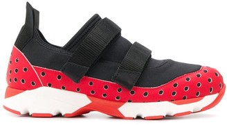 Marni flat touch-strap sneakers