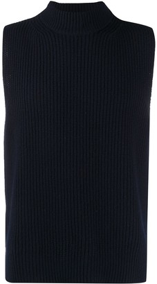 Marni Ribbed Sweater Vest