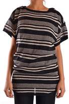 Twenty8Twelve Gossip Women's White/black Wool T-shirt.