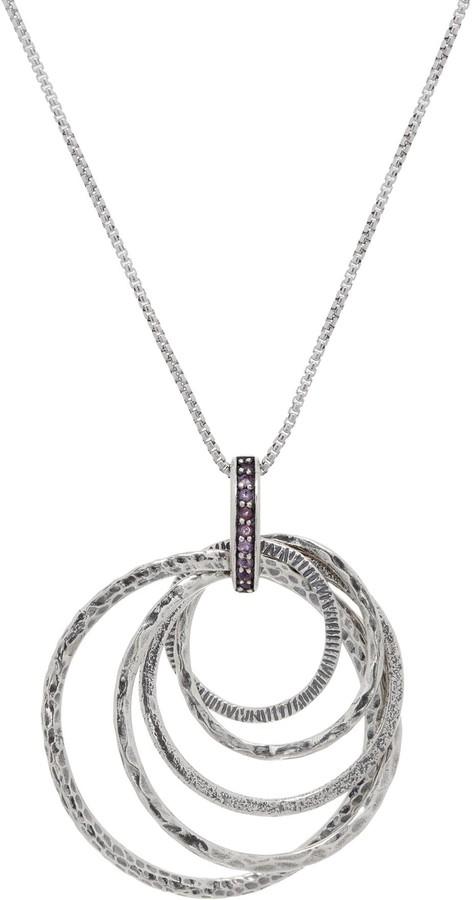 0726644b1 Multi Circle Necklace - ShopStyle