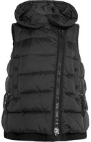 Moncler Laurie Quilted Shell Down Gilet - Black