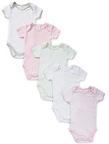 Starting Out Baby Girls Newborn-6 Months Striped & Dotted Bodysuits