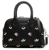 CONTEMPORARY Embellished Tulip Small Leather Bauletto