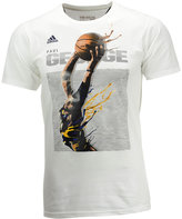 adidas Men's Paul George Indiana Pacers Elevate Player T-Shirt