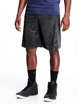 "Old Navy Go-Dry Basketball Shorts for Men (12"")"