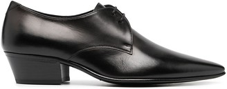 Saint Laurent Billy laced derby shoes